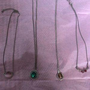 Pendant Necklaces Bundle